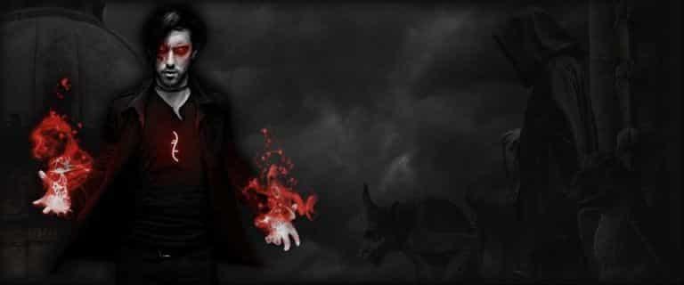 Воздействие на уровне черной магии