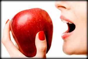 как делать приворот на яблоко