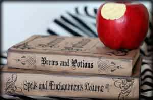 приворот на яблоко заговор