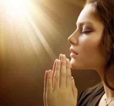 Снятие приворота с сына молитвой