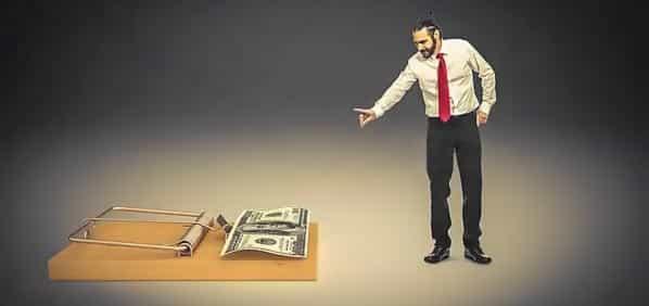 без материалов и денег