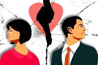 Рассорка любовников