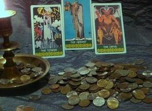 любовный приворот на деньги
