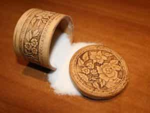 снять приворот с помощью соли