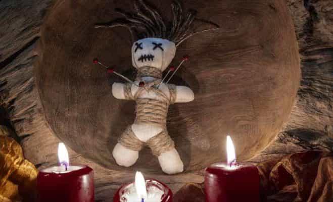 Кукла Вуду для приворота по фото