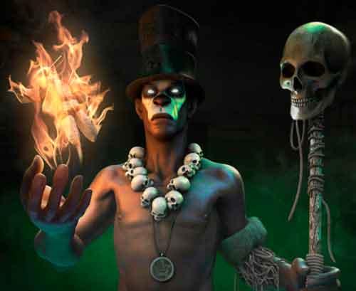 Ритуалы магии Вуду