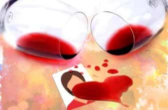 Приворот на месячную менструальную кровь